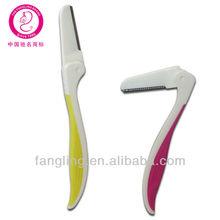 Ceja de dos filos de la maquinilla de afeitar cuchillas