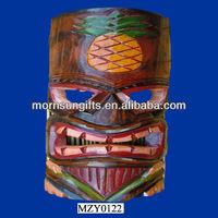 Vintage Exclusive Resin Customized Tiki Statues for blessing Tiki Mug