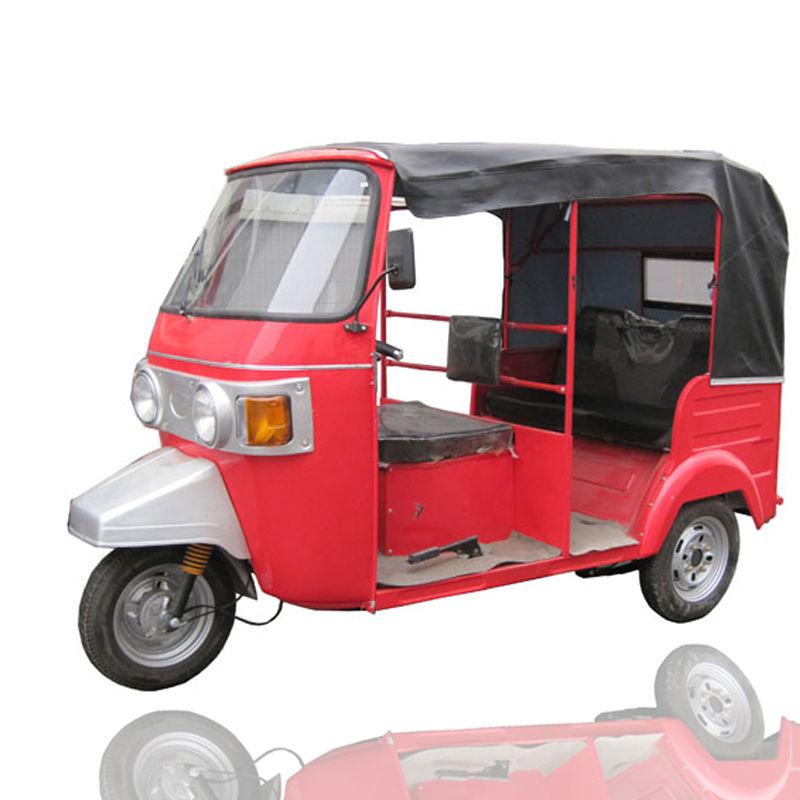 Chinese Bajaj Passenger Tricycle Three Wheel Motorcycle