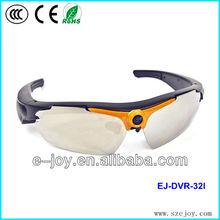 Hot Sale EJ-DVR-32I HD 720P Wide-Angel Remote Control goggles camera,ski goggles camera,goggles video camera
