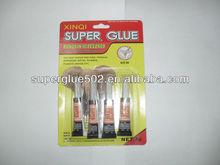 4pcs Cyanoacrylate Adhesive Super Glue