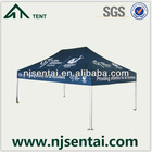 4x6M 2013 Hot Sale Canopy Fabric Top/Gazebo Metal Pavilion/Round Metal Gazebo