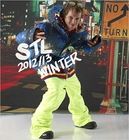 2012/2013 Big hit season high quality fashion snowboard Pants of korea