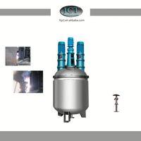 JCT flexible packaging laminating adhesive making reactor