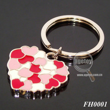 Promotional Engraved Key Chain