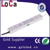Top led power supply 45w 12v 24v under water lighting transformers