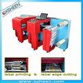 Impressão da etiqueta adesiva, etiqueta adesiva etiqueta máquina de impressão, digital rótulo máquina de impressão