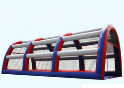 HOT cage Inflatable baseball cage