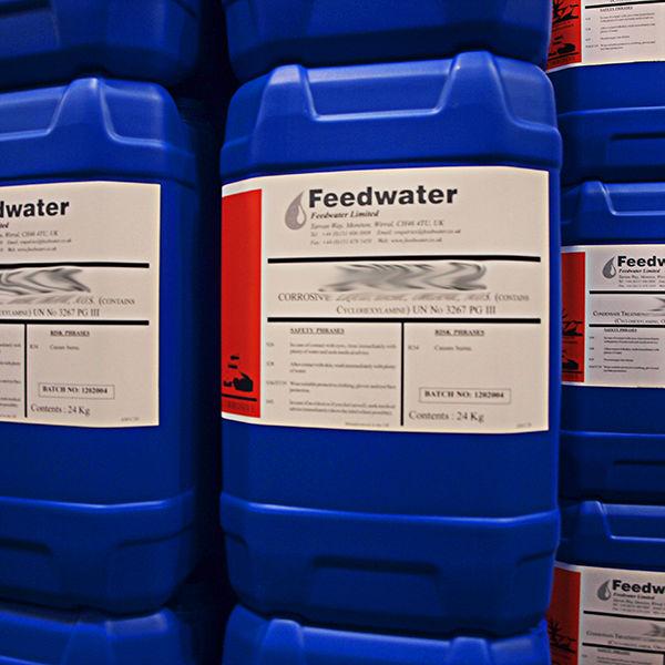 De fosfato de produtos químicos para tratamento de água da caldeira