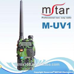 Dual band radio Mstar M-UV1 walkie talkie 50km