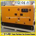 generador de 12kw diesel silencioso