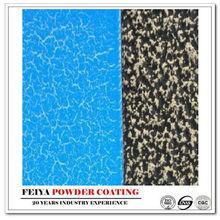 electrostatic texture special powder paint
