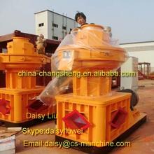 1.0t/h wheat shell pellet machine/wheat shell pellet press for chicken food
