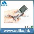 Mini voz pequeños dispositivos de grabación de voz grabadora adk-dvr8815