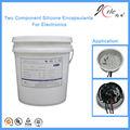 gel de silicona líquida para la electrónica
