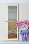 Poly Styrene Frame Mirror Work Wall Hanging