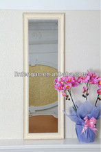 Poly Styrene Frame Mirror Work Wall Hanging