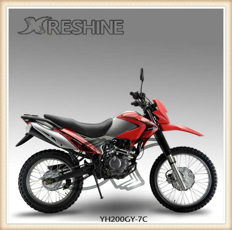 2013 cheap 200cc chongqing motorcycle