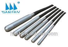 4m molla in acciaio tubo vibratore elettrico in cemento