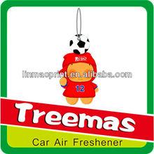 Paper air freshener/air freshener for car wash