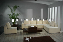 2013 new fashion-designer fabric sofa in fabric and solid wood is suitable for family used