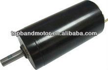 35mm carbon brush gear motor dc 24v mini electric motor