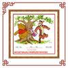 NKF The Tigger&Winnie Pooh free cross stitch pattern maker