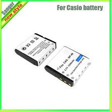 Good digital camera battery supplier for Casio CNP40 with original quality