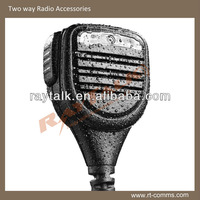 two way radio speak mic with 3.5mm plug for remote earphone