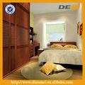 Hot vente chambre meubles lit et une armoire