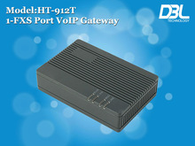 1 FXS Port VoIP FXS Gateway HT912T