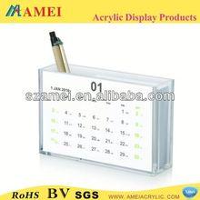 Hot sale creative desk calendar designs