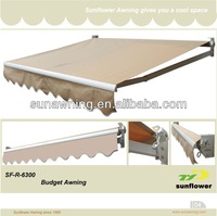 SF-R-6300 Promotional cheap awnings
