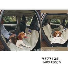 Luxury pet dog car seat cover