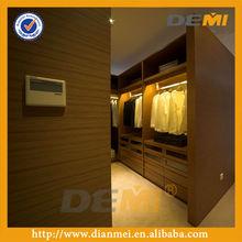 Modern wardrobe design/walk-in closet design