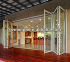 sliding upvc temporary folding doors