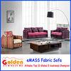 eMASS Baroque furniture sectional fabric sofa (EM-y01)