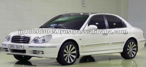 Hyundai Sonata DLX LPG barato de corea de autos usados ELANTRA