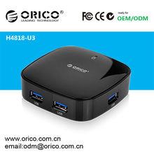 ORICO H4818-U3 Mini 4 Ports USB 3.0 Hub VIA VL 812 for Laptop