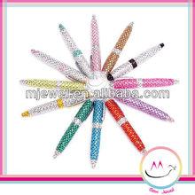Handwork Rhinestone Crystal Ball Pen