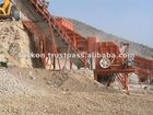 Millengineer Jaw crusher and Sand making line