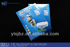 Laminating hard plastic transparent sheet