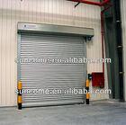 H-6000 Intelligence Aluminum Roll up Door for Warehouse