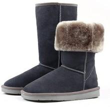 Wholesale cheap canada winter women snow sheepskin boots