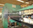 conveyor belt vulcanizing machine press