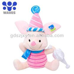 Wholesale promotion 50% off animal stuffed toy