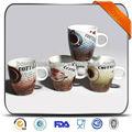 Moderno turco café tazas/taza de café de vestuario/italiano tazas de café
