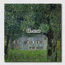 Reproduction Klimt Gustav oil paintings printed on canvas
