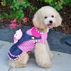 hot selling and cheap new design 100% cotton classic dog clothing for dog and cat