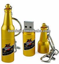 beer bottle usb flash